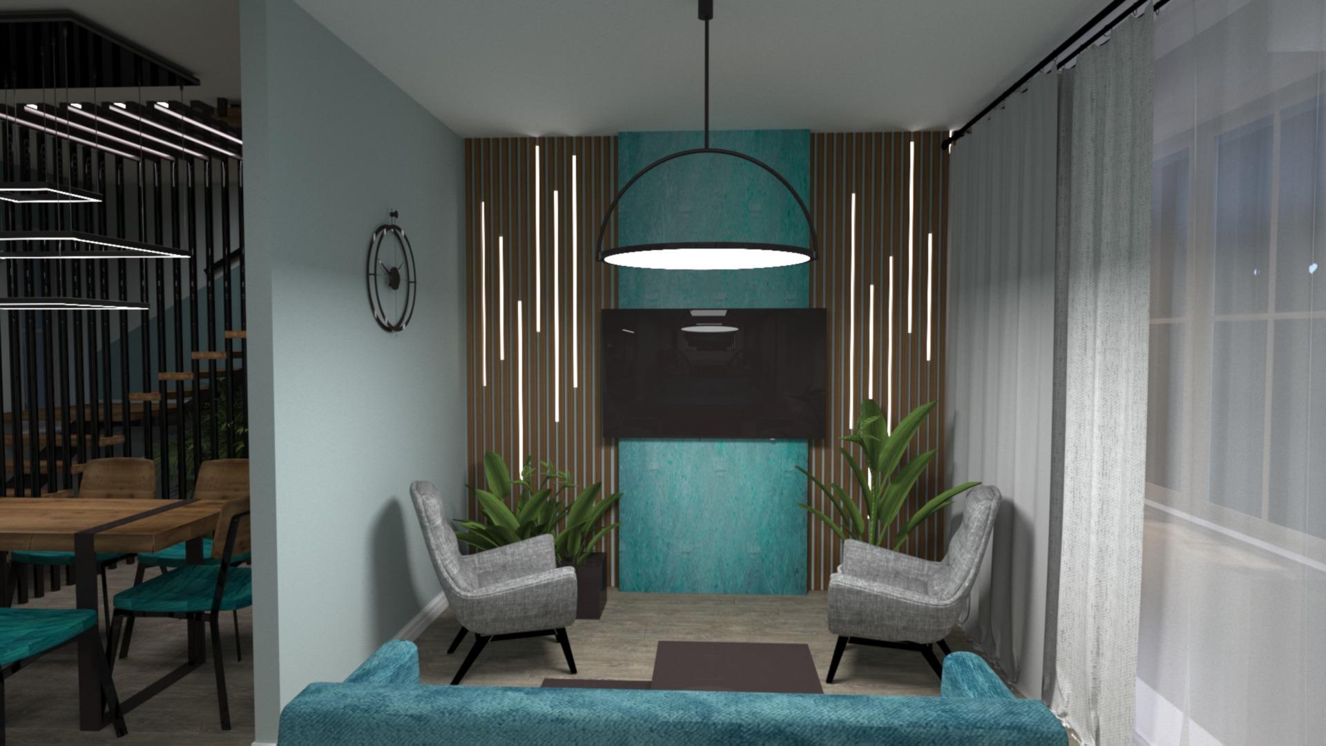 Дизайн загородного дома 1 этаж