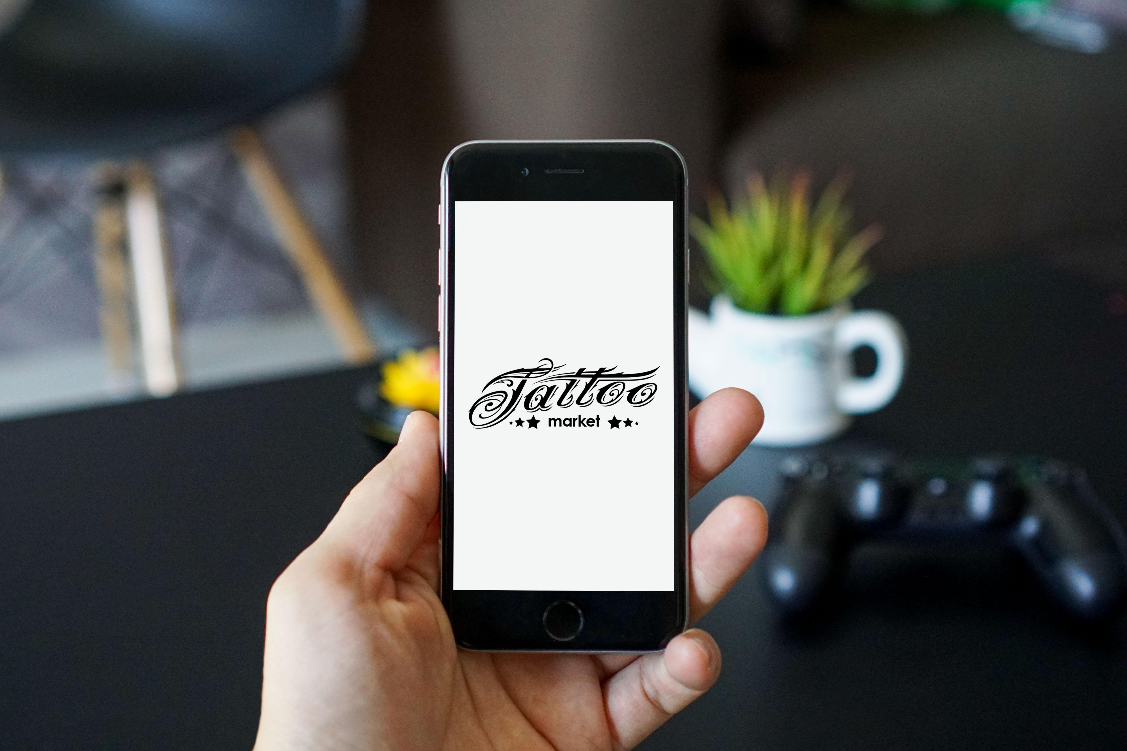 Редизайн логотипа магазина тату оборудования TattooMarket.ru фото f_9665c3b7b5a1ab3e.jpg