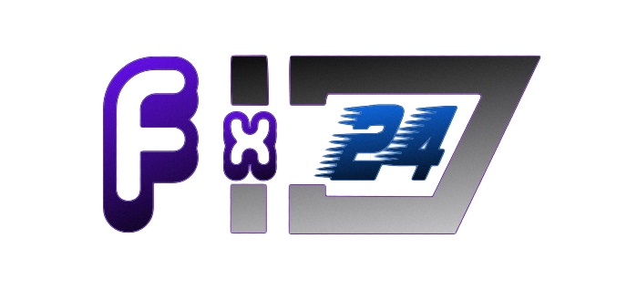 Разработка логотипа компании FX-24 фото f_25950e22940d5627.jpg