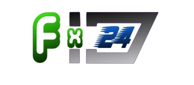 Разработка логотипа компании FX-24 фото f_31550e2294633f9e.jpg