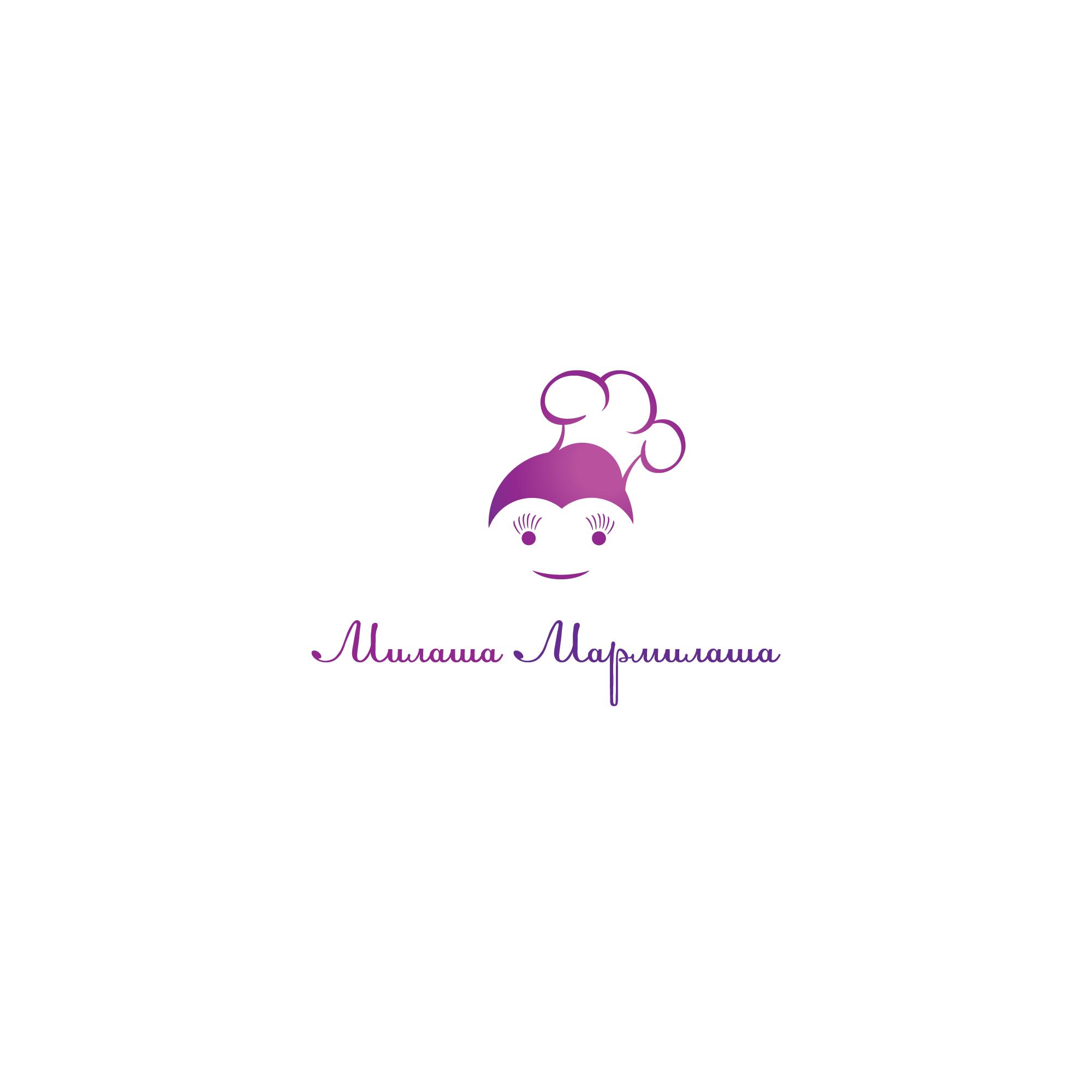 "Логотип для товарного знака ""Милаша-Мармилаша"" фото f_000587b94c4c356a.png"