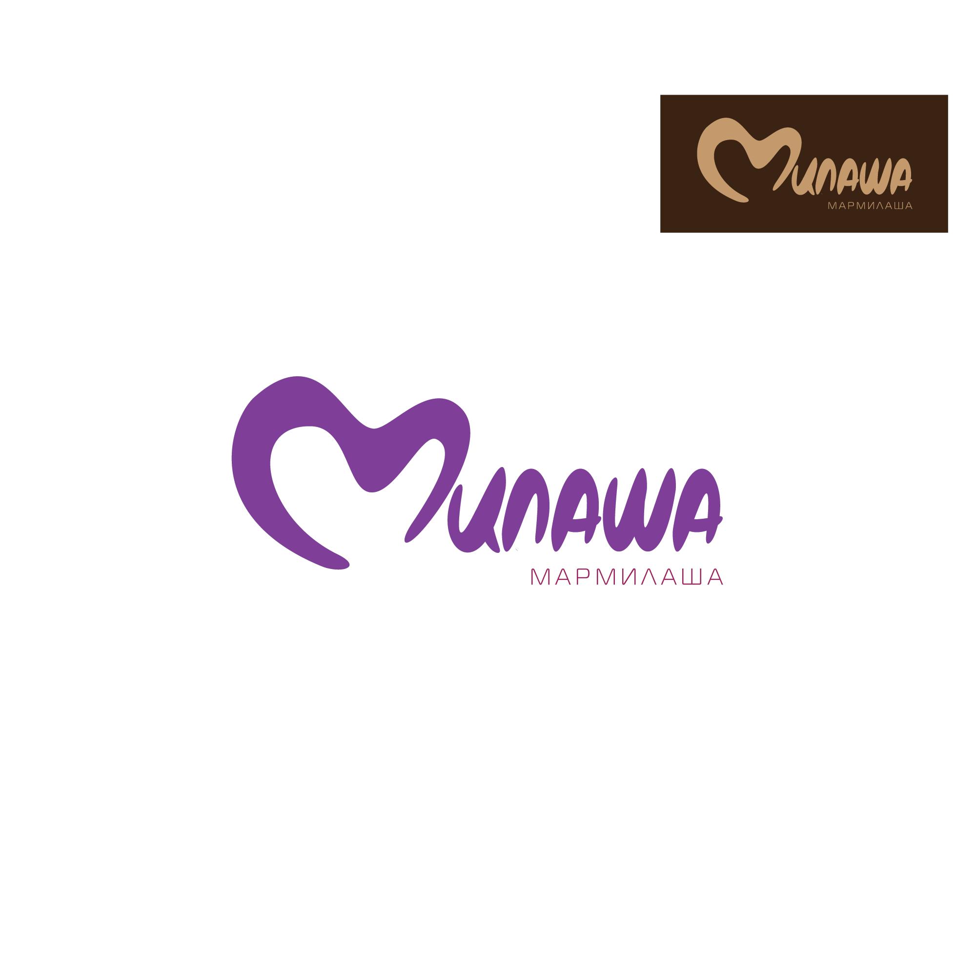 "Логотип для товарного знака ""Милаша-Мармилаша"" фото f_11658752c3ba4cc2.png"