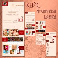 Ayurveda Lanka - ведение социальных сетей