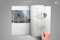 Дизайн для имджевой брощюры апартаментов премиум класса