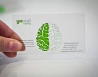 Visit Card for Creative Agency