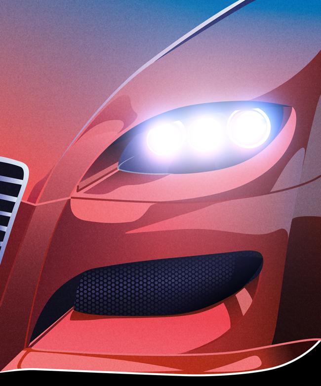 Машина (вектор)