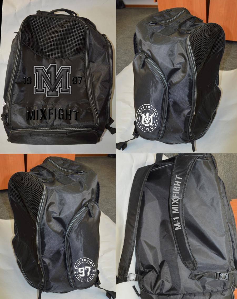 Рюкзак M-1 mixfight