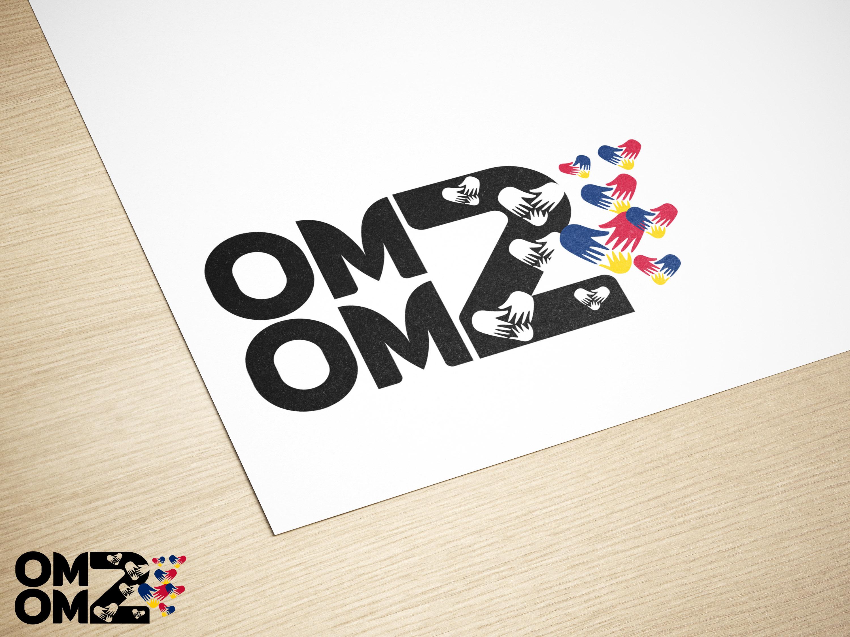 Разработка логотипа для краудфандинговой платформы om2om.md фото f_2035f5f6461cc44e.jpg