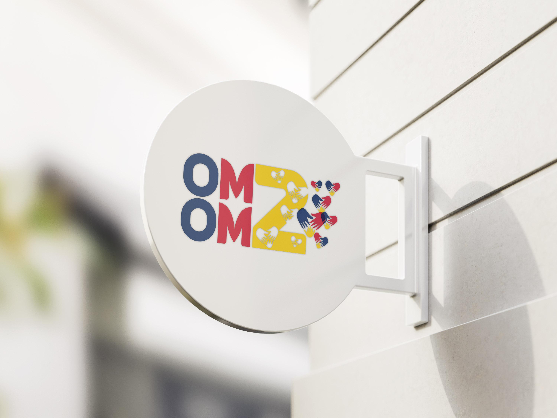Разработка логотипа для краудфандинговой платформы om2om.md фото f_3115f5f64559f3f7.jpg