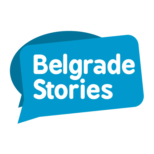 Логотип для агентства городских туров в Белграде фото f_334589385ffb4055.jpg