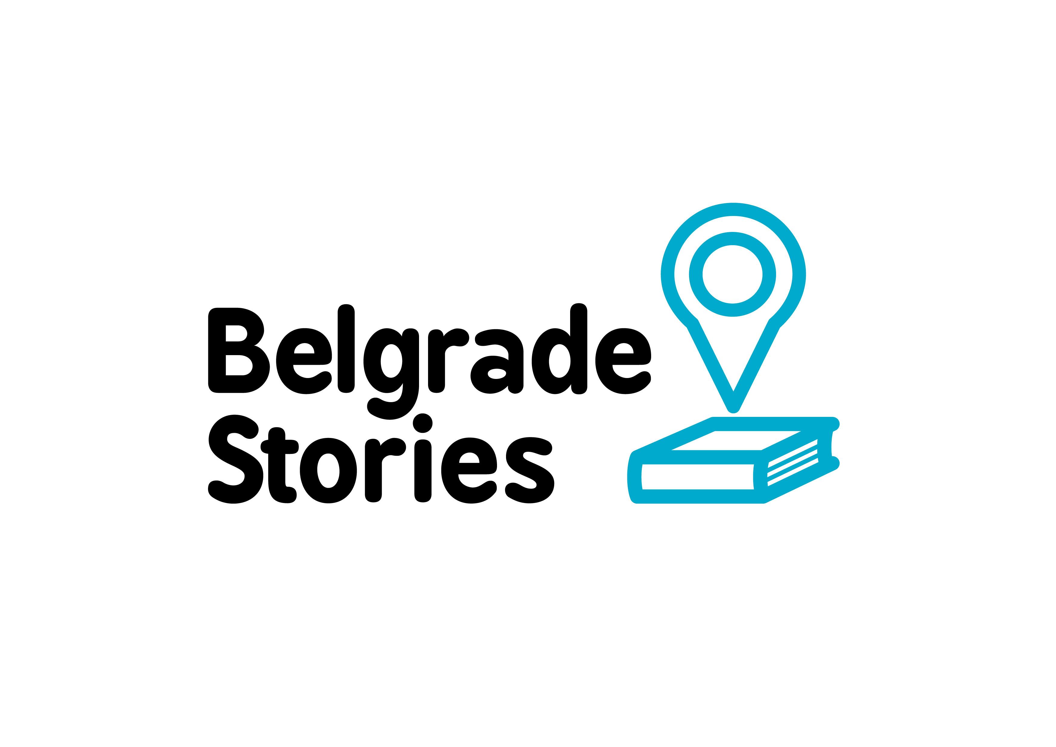 Логотип для агентства городских туров в Белграде фото f_3765893671b32889.jpg