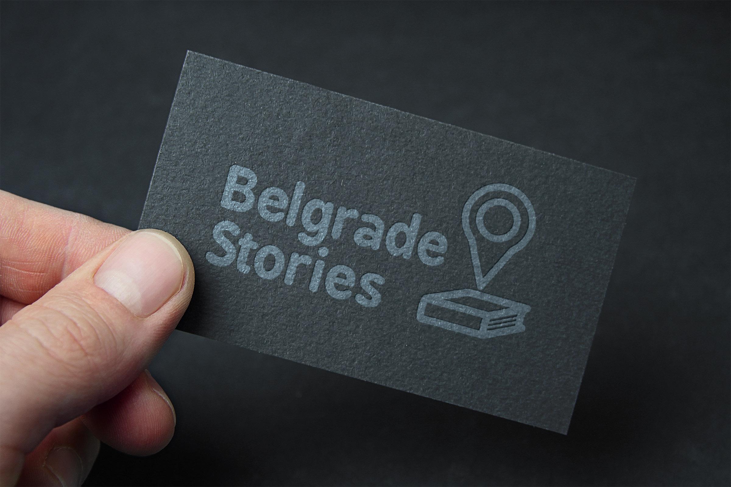 Логотип для агентства городских туров в Белграде фото f_659589367163db2d.jpg