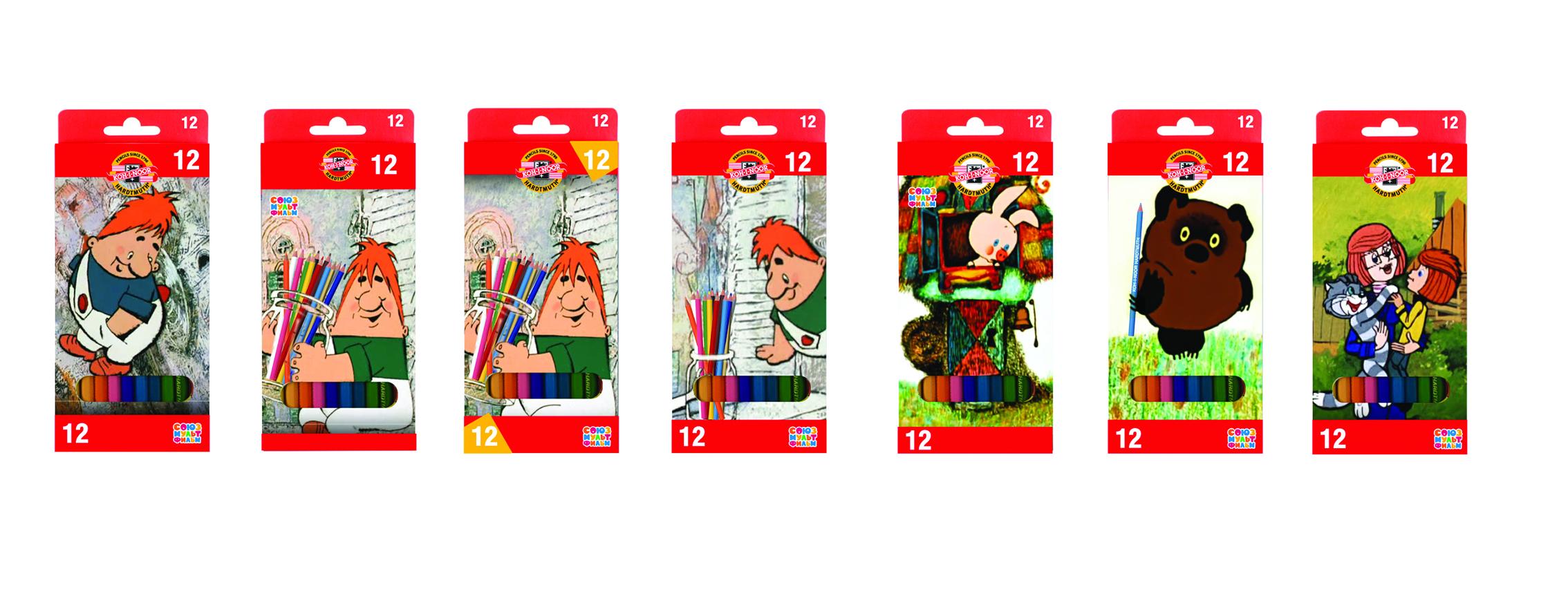 Разработка дизайна упаковки для чешского бренда KOH-I-NOOR фото f_29559f0c16423714.jpg