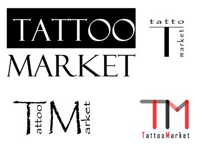 Редизайн логотипа магазина тату оборудования TattooMarket.ru фото f_2175c3a4ec56c70f.jpg