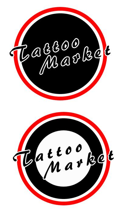 Редизайн логотипа магазина тату оборудования TattooMarket.ru фото f_9855c3a52172f3ad.jpg