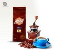 Кофе AlCaffe. Упаковки новых сортов.