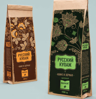 """Кофе """"Русский купаж""""."""