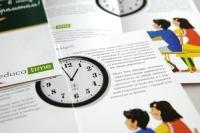 "Буклет проекта ""Educa Time""."
