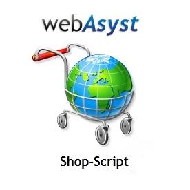 Магазин на Shop-Script