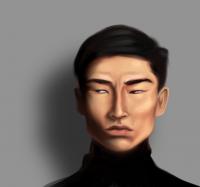 Арт портрет (компьютерная графика)