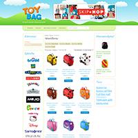 Интернет магазин ToyBag