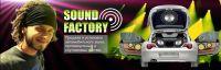 Анимация для сайта Sound-Factory