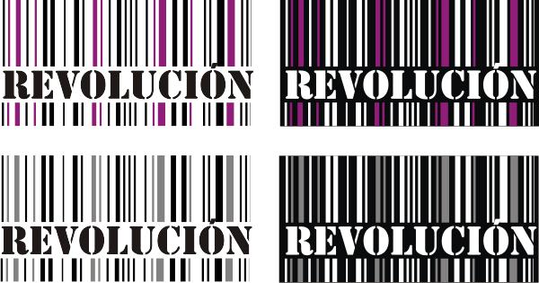 Разработка логотипа и фир. стиля агенству Revolución фото f_4fba55838427b.png