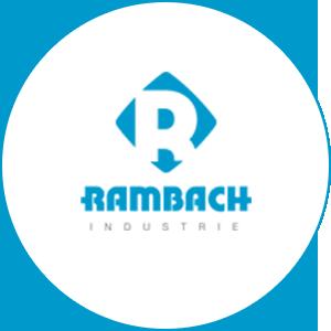 Логотип для компании Rambach (чип-тюнинг)