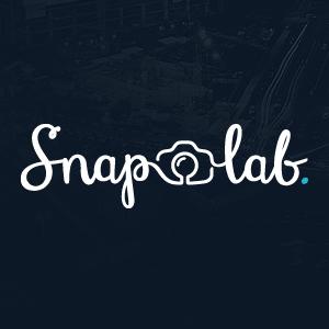 Логотип для компании по сдаче фотобудок в аренду Snap Lab