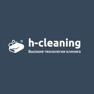Логотип для клининговой компании H-Cleaning