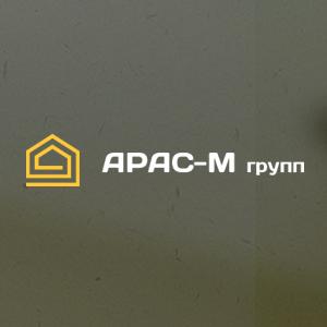 Логотип для строительно-ремонтной компании Арас-М