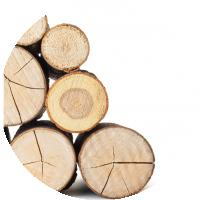 Дизайн Landing Page для компании ЛесИнвест (деревообработка)