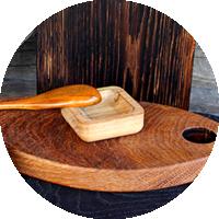 Дизайн Landing Page для деревообрабатывающей компании