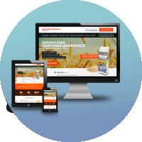 Верстка и программирование Landing Page для продаж спиртовых дрожжей (CMS WordPress)