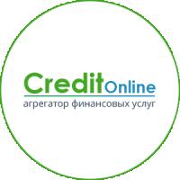 Логотип для сервиса по кредитованию Credit Online