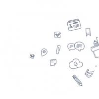 Дизайн Landing Page для школы английского языка Easy Speak
