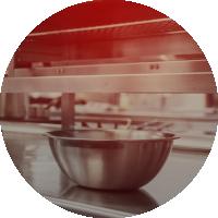 Дизайн Landing Page для продажи оборудования для ресторанов