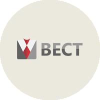 Логотип для юридической компании Вест