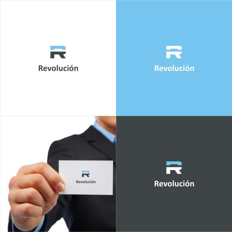Разработка логотипа и фир. стиля агенству Revolución фото f_4fbe28b787600.jpg