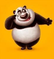 """Панда """"Пузик"""""""