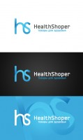 Лого для интернет-магазина HealthShopper