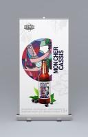 RollUp для пивоварни Konix Brewery