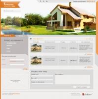 Недвижимость web 2.0 на CMS+AJAX