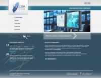 корпоративный сайт Telecom