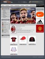 интернет-магазин партнера Adidas