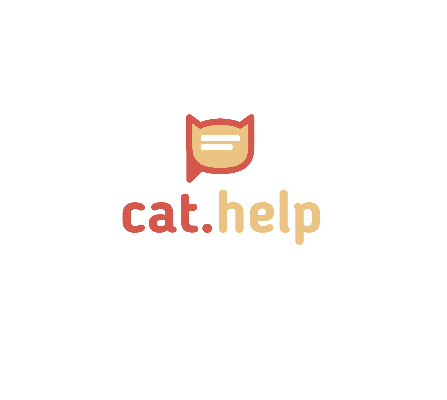 логотип для сайта и группы вк - cat.help фото f_86059dbca36c284c.jpg