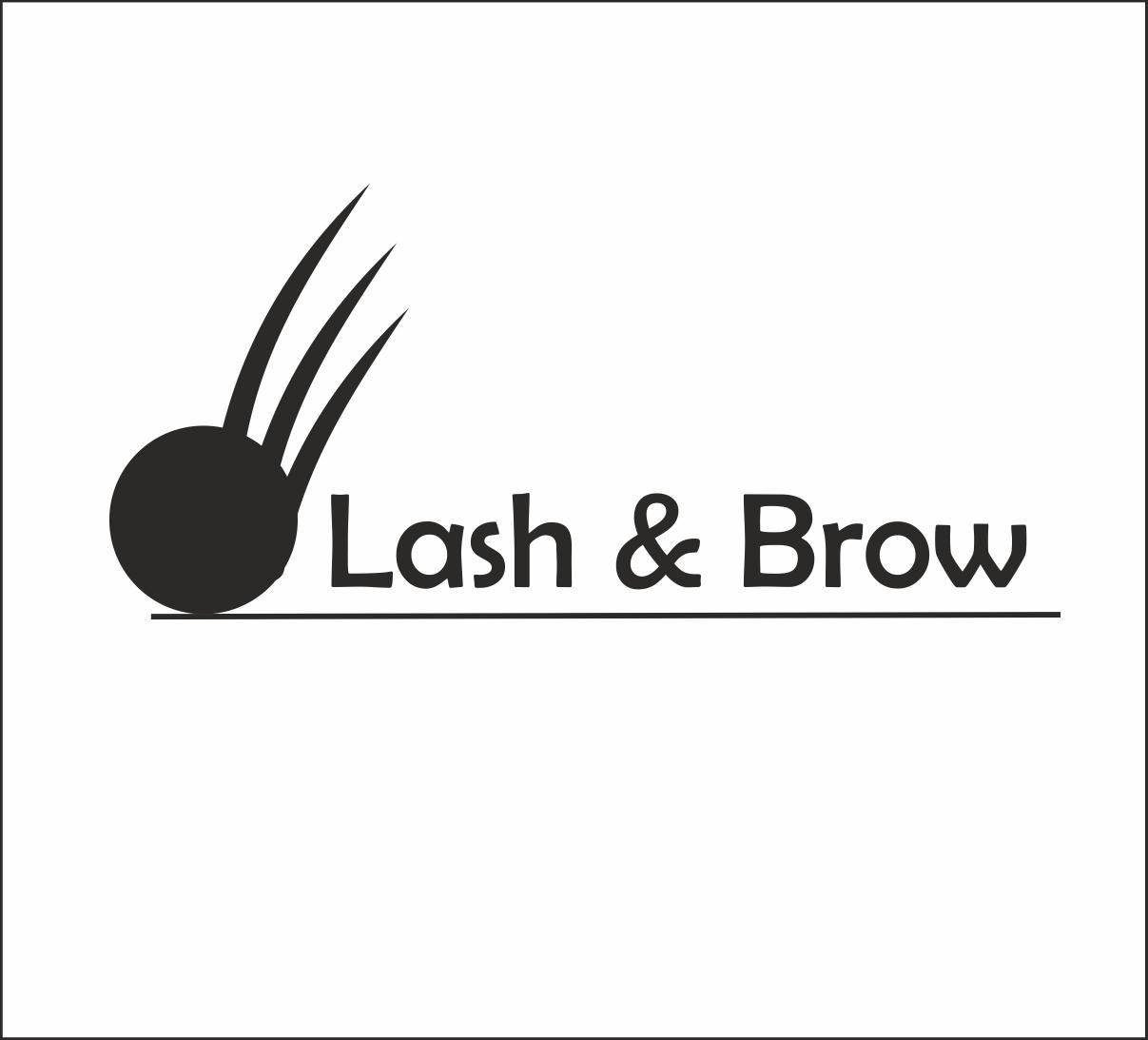 """Создание логотипа мероприятия """"Марафон Lash&Brow"""" фото f_94658f62d8e5233f.png"""