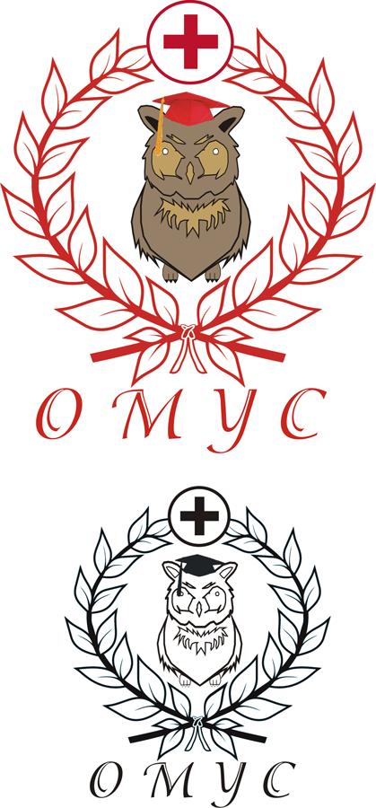 Эмблема ОМУС РостГМУ