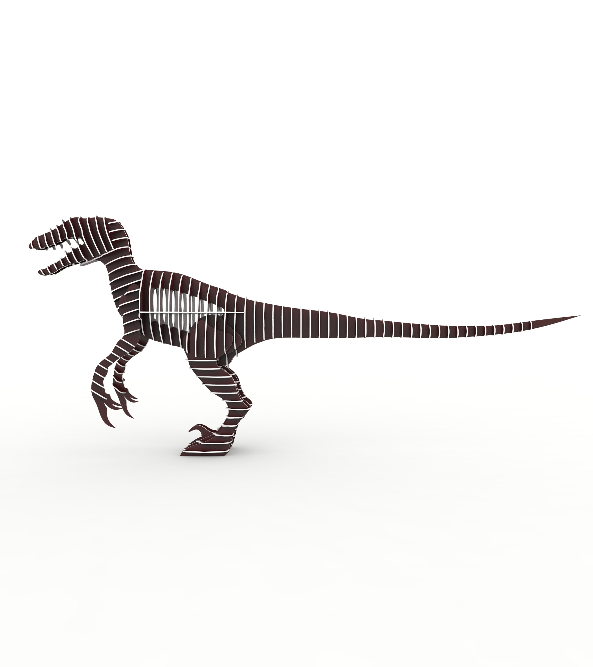 Тиранозавр d-torso