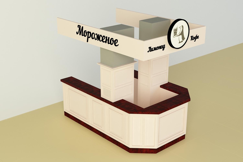 Макет морожницы